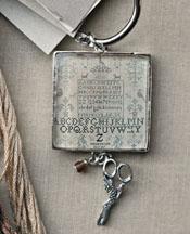 Sarah Taylor 1837 Floss Keep