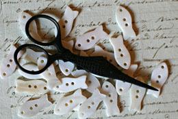 Swordfish Scissors - Primitive Black