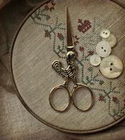 Chanticleer Scissors