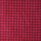 Red Mini Houndstooth