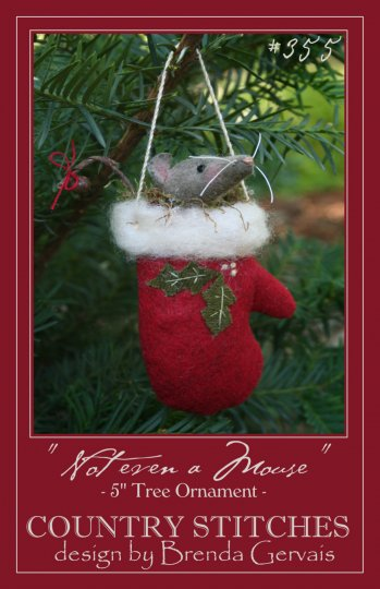 Mouse (with pattern) - Better Homes and Gardens - Home Decorating