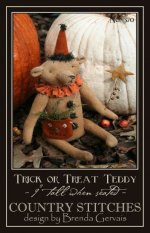 Trick or Treat Teddy