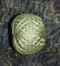 Olive Green Medium 3 Strand Floss