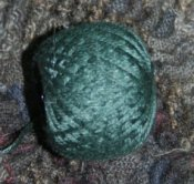 Spruce Green Dark 3 Strand Floss