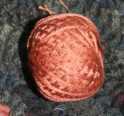 Faded Rust Dark 3 Strand Floss