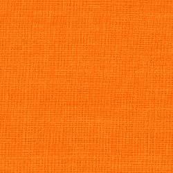 Orange 100% Flax Linen