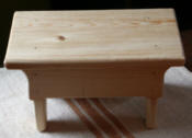 Antique Reproduction Bench