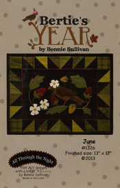 June - Bertie's Year
