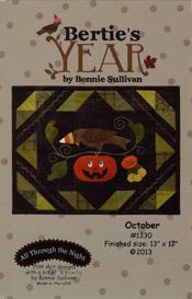 Bertie's Year - October