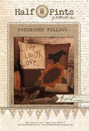 Patchwork Pillows - August