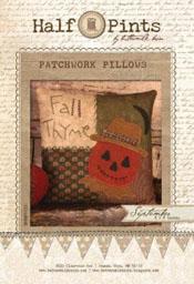 Patchwork Pillow - September