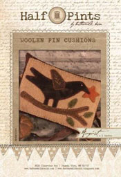 Woolen Pin Cushion - August