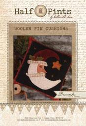 Woolen Pin Cushion - December