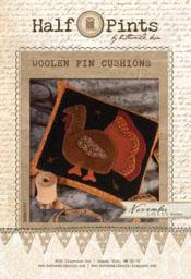 Woolen Pin Cushion - November