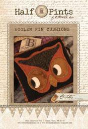 Woolen Pin Cushion - October