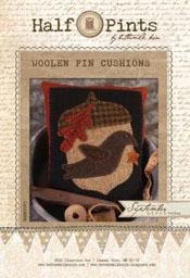Woolen Pin Cushion - September