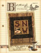 Wool & Needle Handwork - February