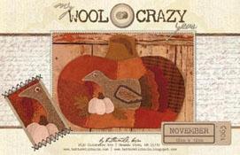 My Wool Crazy Year - November