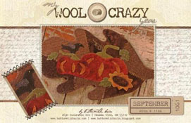 My Wool Crazy Year - September
