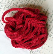 Candy Cane Chenille