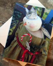 Greeting Card - Queen of Winter