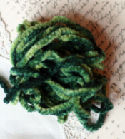 Christmas Wreath Chenille