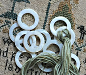 Round Thread Rings