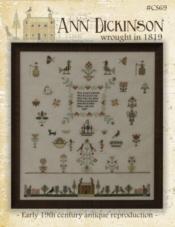 Ann Dickinson 1819
