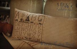 Hilda's Alphabet Brew