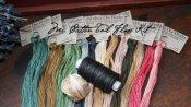 Mr. Cotton Tail Floss Kit