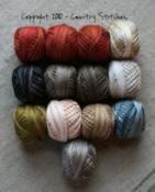 Wool Pocket Floss Kit