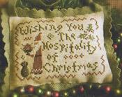 Hospitality of Christmas