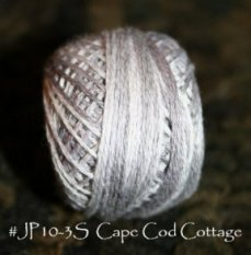 Cape Cod Cottage 3 Strand Floss