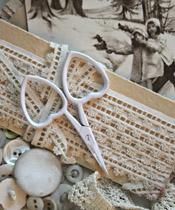 Little Love Scissors - White