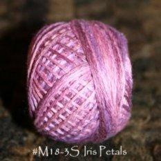 Iris Petals 3 Strand Floss
