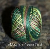 Green Fields 3 Strand Floss