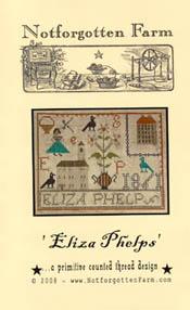 Eliza Phelps 1860