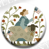 Flag Day Needle Nanny