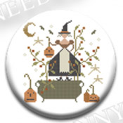 Witches Night Out Needle Nanny