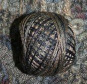 Ebony Almond 3 Strand Floss
