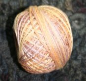 Spun Wheat 3 Strand Floss