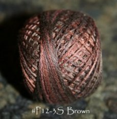 Brown 3 Strand Floss