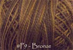 Bronze Pearl Cotton