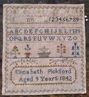 Elizabeth Pickford 1842