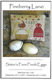 Sister's Farm Fresh Eggs