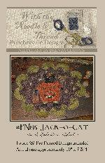 Jack- O- Cat Punch Needle