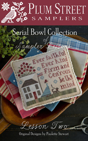 Serial Bowl Collection - Lesson Two