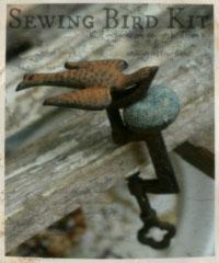 Sewing Bird Clamp Kit