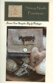 Brown Cow Sampler Bag & Pinkeep