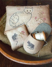 Cat and Mouse Pinkeeps & Slipper